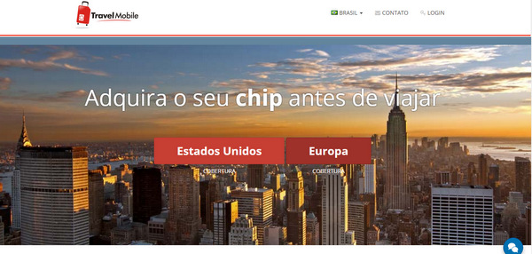 Travel Mobile: chip para usar na Europa