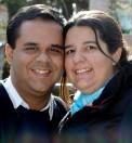 Rachel e Luciano Guedes